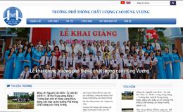 Thiết kế web cho các tổ chức giáo dục